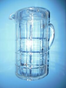 Designer Gluckstein Melamine Pitcher and 8 glasses Belleville Belleville Area image 1
