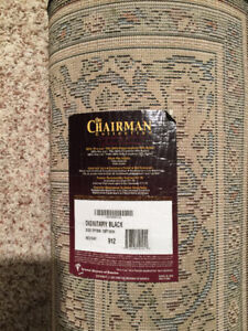 Area Rug 7 Ft 8 IN X 10 FT Dignitary Black