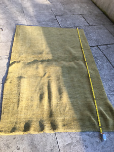 HAND KNOTTED 100% WOOL AREA RUG