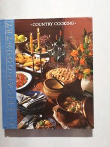 """Time Life Book Series """"American Country"""""""