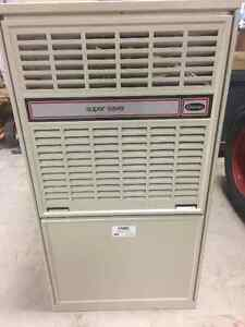 Used Carrier Furnace, 80 percent efficent, 143000 BTU