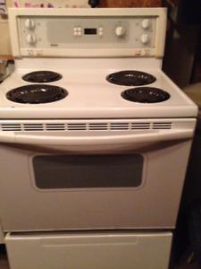 """Kenmore 30"""" coil burner stove"""