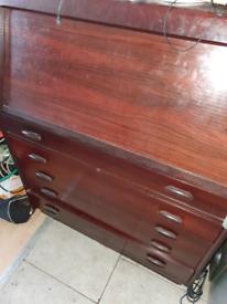 Danish dyrlund chest of drawers