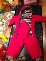 MEC Toaster Bunting Suit /Combinaison - Bébé