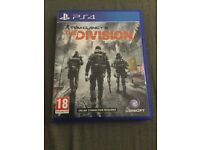 Tom Clancy's the division PS4 game brand new