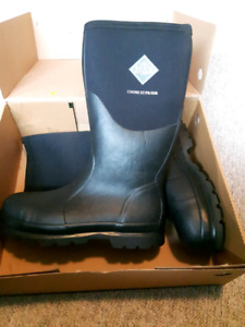 SAFETY BOOTS   MUCK BOOTS  Chore Grade 1 CSA  Safety Work Boot