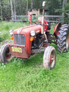 90s IMT tractor
