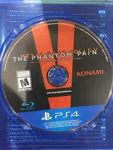 Metal Gear Solid V - The Phantom Pain PS4 Cambridge Kitchener Area image 2