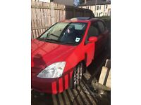 Honda Civic 1.6 SE Automatic (would consider swap must be Automatic)