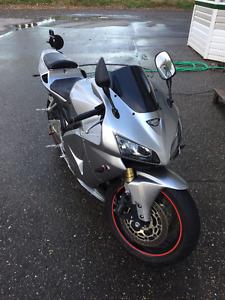 Honda CBR 600RR Low Km $5700 OBO
