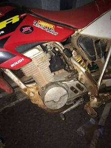 2001 xr80 good parts bike or rebuild