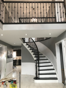 Stair Renovation/Reccaping