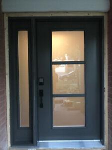 Spring Sale! Steel and Fiber glass & Garage Doors