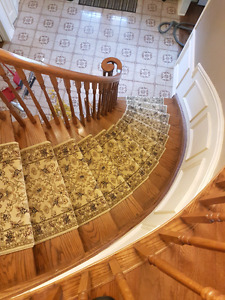 Carpet Installations 647-994-4446.