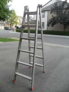 6-foot Aluminum Ladder