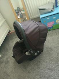 Car seat birth onwards