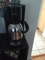 Coffee maker regular $70