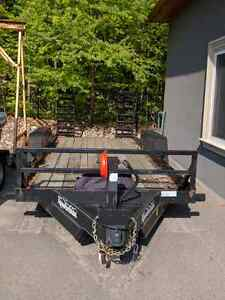 Appalachian 10000lbs Trailer for Sale - Barely Used