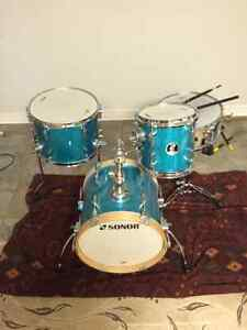 Sonor martini kit drums