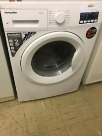 NEW Montpellier A++ 8kg Washing Machine
