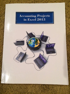 Accounting Projects in Excel 2013