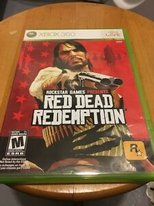 Red Dead Redemption Xbox360  Kitchener / Waterloo Kitchener Area image 1