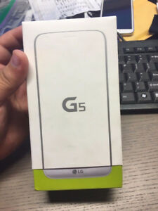 BRAND NEW LG G5 UNOPENED BOX AWESOME PHONE