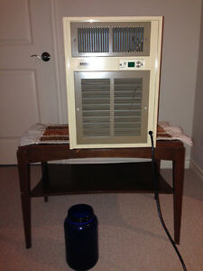 BreezeAire Wine Cellar Cooling Unit