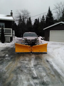 Snow Plowing Rothesay Quispamsis