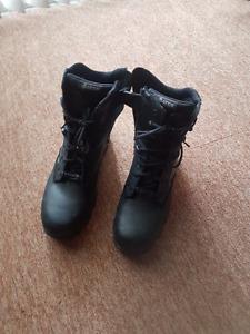 Bates Tactical Black Steel Toe Boots