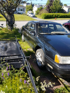 91 ford Taurus sho 5 speed. Trades or 1800$obo