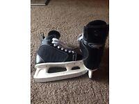 CCM ice hockey skates size 4
