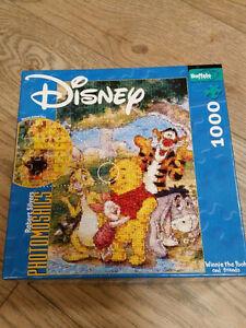 Puzzles Jigsaw Disney PhotoMosaic 1000pc - FOUR