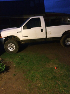 1999 Ford F-350 XL Pickup Truck