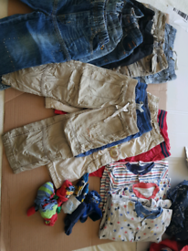 Boys clothes 2-3 years