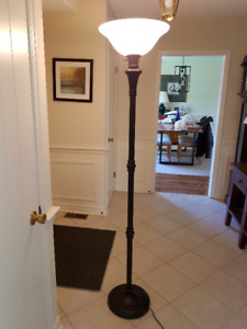 3- Way Floor Lamp  73""