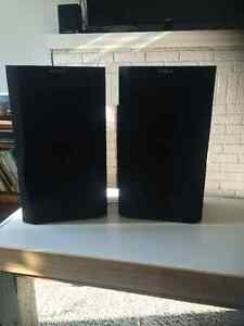 Sony SS-D170 Standing Speakers