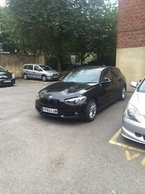 Bmw 118d 2013 37k mileage cat d