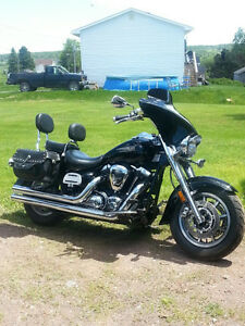 Yamaha Roadstar Midnight Star 1700 cc