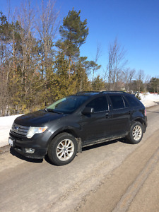 2007 Ford Edge AWD