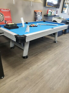 Family Rec Store - Outdoor Pool Table Rental