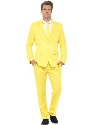 Banana Suit Slimline Herren 3-teilig Premium (Banana Suit)