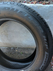 All Season Bridgestone Dueler Tires 225/60r18