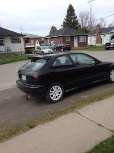 1999 Honda Civic Dx as is