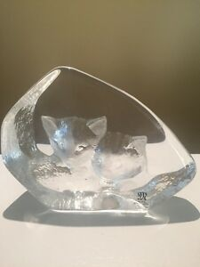 Mats Jonasson Crystal Sculptures - Many Choices West Island Greater Montréal image 7