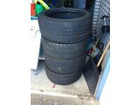 235 45 17 97V XL winter tyres x 4