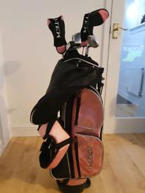 Fazer J-Tek golf clubs (right handed)
