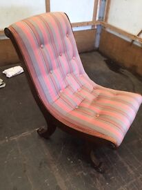 Stunning small bedroom chair can deliver