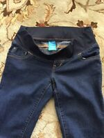 Old Navy skinny low rise maternity jeans size 2