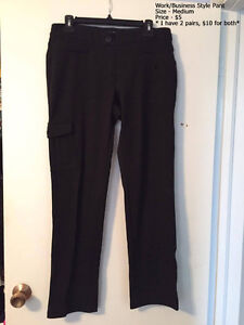 LULULEMON - M/L YOUTH/WOMENS BRAND NAMED PANTS *NEED GONE*